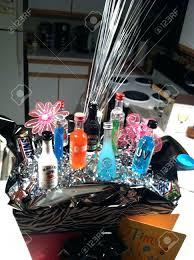 birthday gift baskets for him 21st birthday gift baskets for him hangover basket ideas