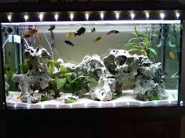 fish aquarium decorations cheap 5 cm artificial silicone