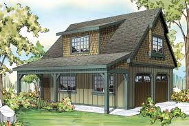detached garage with loft garage plans apartment detached garge plan 20 087 front with loft