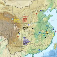 Maps Of China by File China Great Mountains Map En Jpg Wikimedia Commons