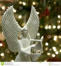 christmas angel christmas angel the harp stock photo image 22498986