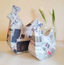 Paper Mache Ideas For Home Decor The Best Paper Mache Recipes