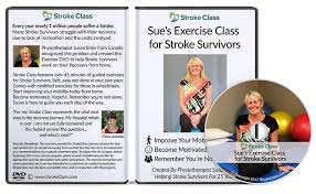 step class dvd stroke class improve your mobility from home after a stroke