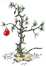brown christmas tree image i like my christmas tree my of parenting