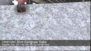 Blue Granite Floor Tiles by Levender Blue Granite Youtube