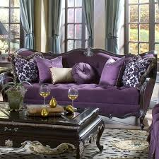 Living Room With Purple Sofa 56 Best Ideas To Go With Purple Sofa Images On Pinterest Purple