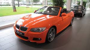 is bmw making an m3 gts esque orange paint available through bmw