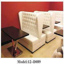 sofa bar customized resturant modern design sofa for bar club in