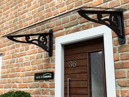 tettoie per porte esterne prezzi tettoie per esterni finest tettoia in ferro battuto