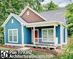 Cabin Plans With Porch Best 25 Small Cottage House Plans Ideas On Pinterest Small