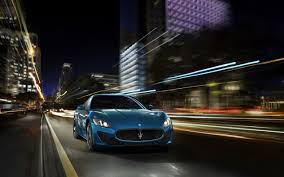 maserati granturismo blue maserati granturismo sport blue 2014 wallpaper hd car wallpapers