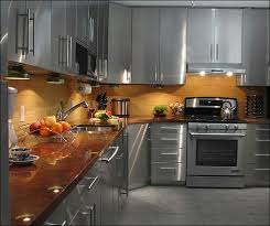 Stainless Steel Kitchen Cabinets Http Stainlesssteelproperties Org Brushed Polished Stainless