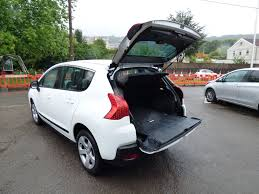 used peugeot suv for sale used peugeot 3008 for sale swansea