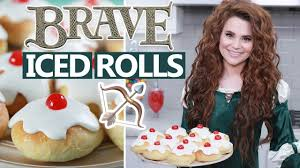 Nerdy Nummies Halloween Cakes Brave Iced Rolls Nerdy Nummies Youtube