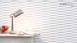 3d Wall Panel by 3d Wall Panels Flow 3d Mdf Wall Panels By Projekt Interiors Youtube