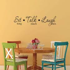 compare prices on family quotes online shopping buy low price sit talk laugh family quote wall sticker cut vinyl removable home quote wall decal creative quotes
