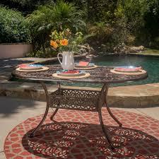 Fleur De Lis Patio Furniture Astoria Grand Fuller Outdoor Dining Table U0026 Reviews Wayfair