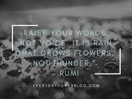 wedding quotes lifes journey rumi quotes on and strength everydaypower