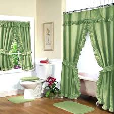 bathroom curtain ideas for windows shower curtain window curtain sets bathroom curtain ideas