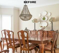 Dining Room Wall Dining Room Makeover The Fastest And Easiest Planked Wall In The