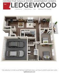 garage floor plans with apartments floor plans of river trails by redwood in newark oh