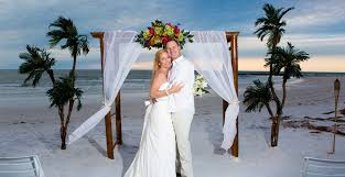 Wedding Ceremony Arch Wedding Ceremony Packages Honeymoon Island Fl