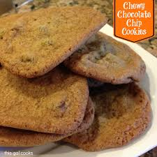 chewy chocolate chip cookies this gal cooks