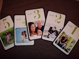 table numbers with pictures photo table numbers wedding ideas pinterest table numbers