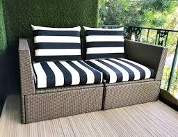 ikea hallo kungso outdoor slip cover ikea cushion covers