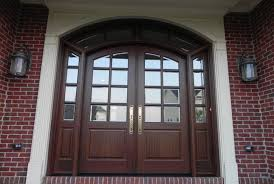 Front Door Window Curtain Arched Front Door Window Curtains Arched Front Doors For Homes