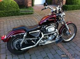 1997 harley davidson sportster 1200 custom moto zombdrive com