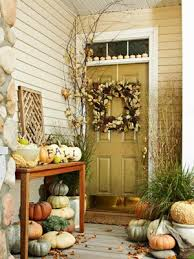 Outdoor Decorations For Fall - fall outside decorations fall outdoor decor pumpkin vine fall