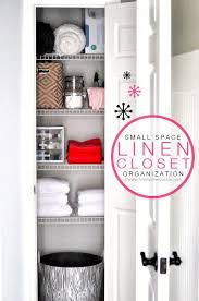 small space organization small space linen closet organization first home love life