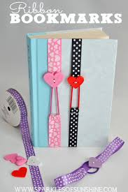 ribbon bookmarks bookmarks books and gift