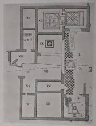 Roman Villa Floor Plans by Read Roman Mosaics Brading Roman Villa