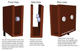 glass door cabinet hardware how to install a glass door for cabinets 5 steps