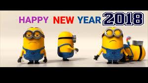 Minions Memes En Espaã Ol - minions happy new year 2018 youtube