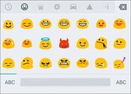 ios emoji keyboard for android how to use emoji on your smartphone or pc