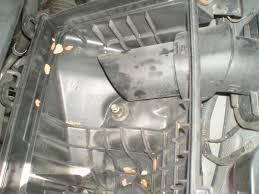 nissan frontier yd25 engine manual air box mod nissan frontier forum
