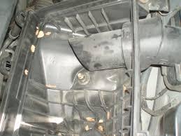 nissan frontier engine air filter air box mod nissan frontier forum