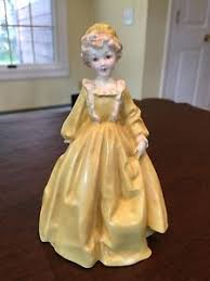 grandmother s bone china vtg royal worcester bone china grandmothers dress figurine doughty