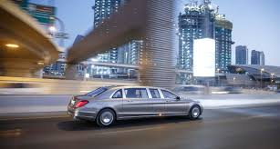 the new mercedes maybach s class pullman mercedes benz