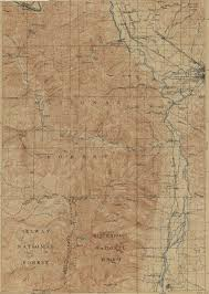 Map Of Missoula Montana by Railroads Of Montana And The Pacific Northwest Photography By Dale