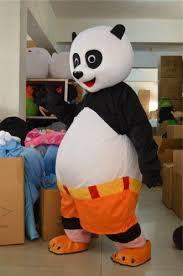 Kung Fu Panda Halloween Costumes Panda Costume Ebay