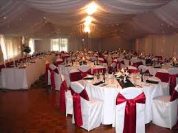 Wedding Decoration Ideas Attractive Wedding Decoration Red And White Red And White Wedding