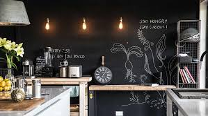 Chalkboard Kitchen Wall Ideas Jan15 Kitchen Before And After Blackboard Wall Inspiration