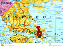 Greece On A Map by Greece Map Athens Stock Photos Images U0026 Pictures 84 Images