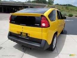 pontiac aztek yellow 2002 aztec yellow pontiac aztek awd 33236129 photo 7 gtcarlot