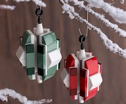 make your own lego ornaments inhabitots