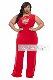 plus size jumpsuit plus size jumpsuit with sequin detailed top in chic and